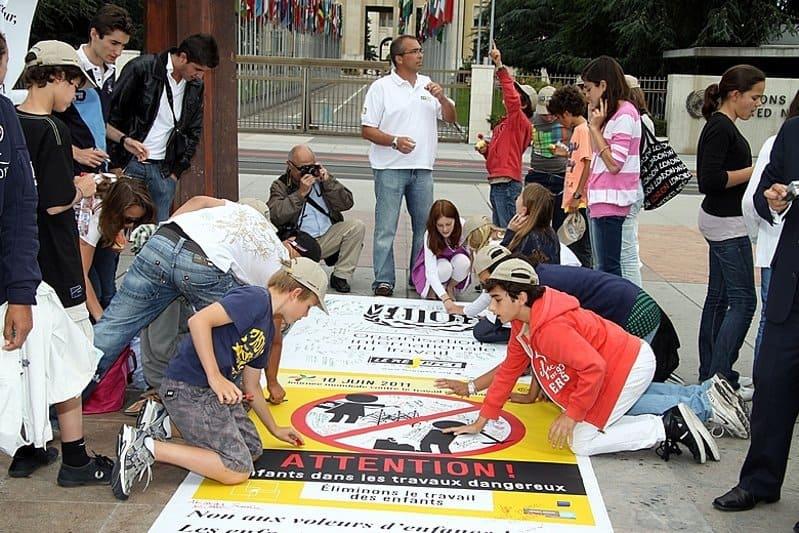 Journée mondiale contre le travail des enfants 2011 - 047