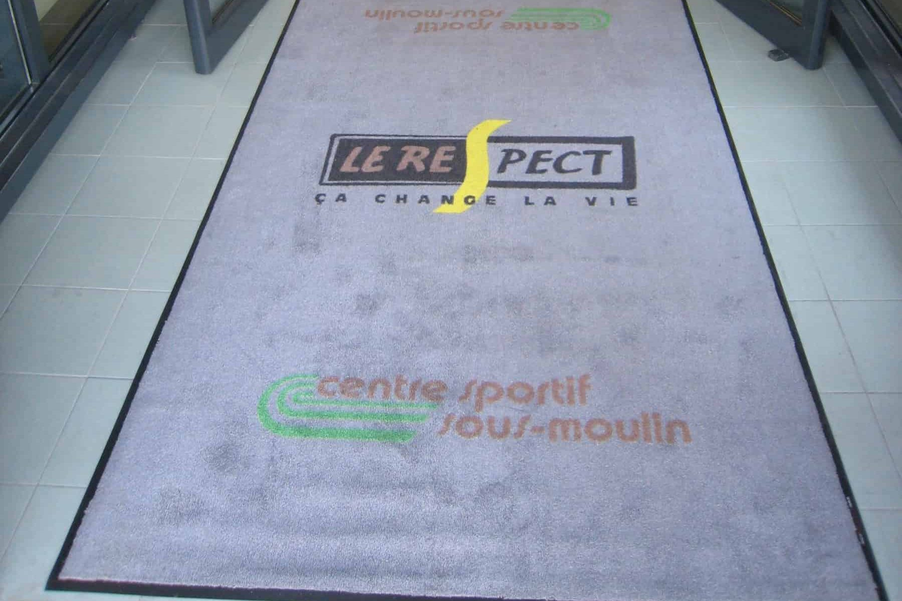 Tapis du Centre sportif Sous-Moulin 2012 - 03