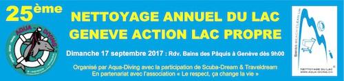 Nettoyage Du Lac 2017 - 1