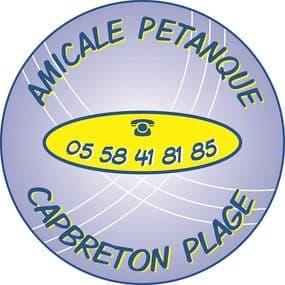 Amicale de pétanque Cap Breton Plage
