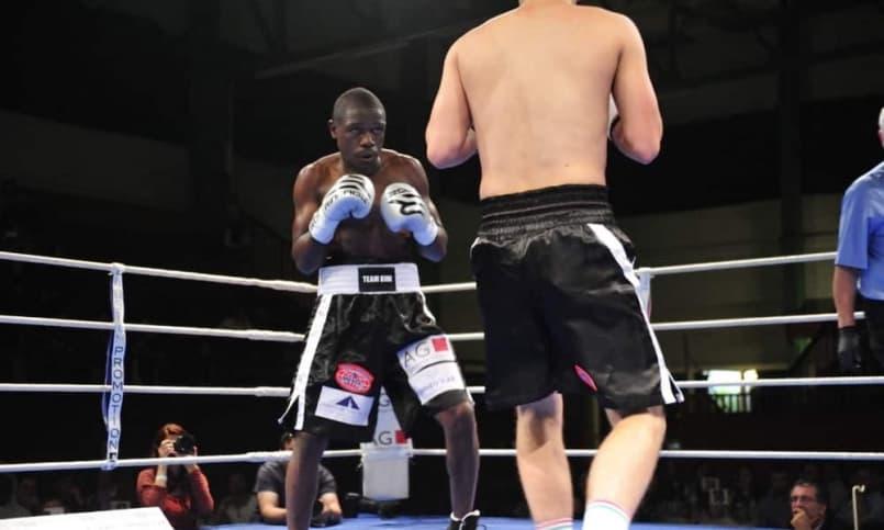 WBF - Boxe Anglaise Patrick Kinigamazi Lakatos