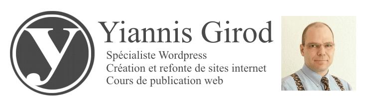 Yiannis Girod Informatique